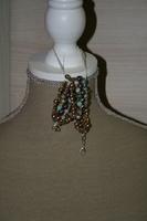 Armband met glaskralen en glasparels (verschillende)