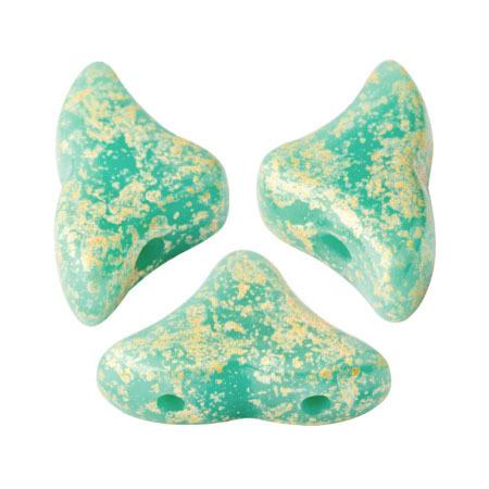 Opaque Green Turquoise Splash      63130-94401