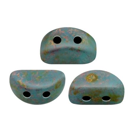 Opaque Aqua Deep Gold       63020-15695