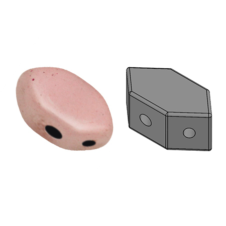 Opaque Light Rose Ceramic Look       03000-14494