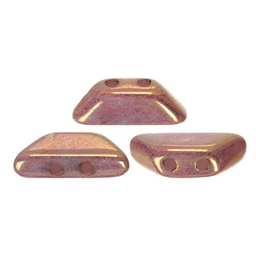 Opaque Mix Violet/Gold Ceramic Look  03000-14496