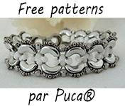 Gratis patroontjes Les Perles Par Puca