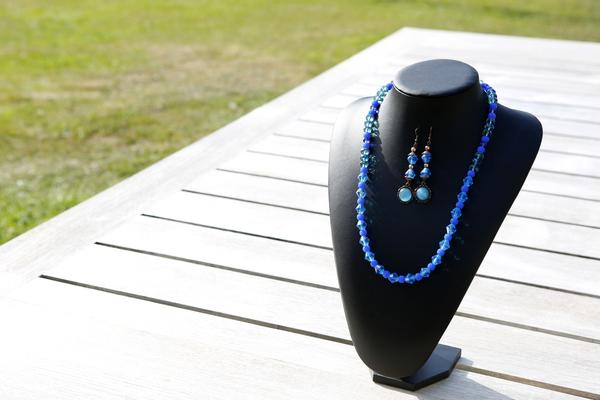 Setje Kristallen & Sparkling Beads